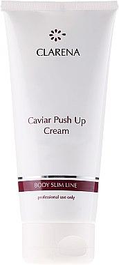 Busencreme mit Push-Up-Effekt - Clarena Body Slim Line Caviar Push Up Cream — Bild N1