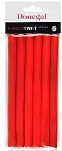 Düfte, Parfümerie und Kosmetik Papilloten 1.3 cm/18 cm 6 St. 5004 - Donegal Ribbon Twist