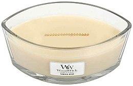 Düfte, Parfümerie und Kosmetik Duftkerze im Glas Vanilla Bean - Woodwick Candle Ellipse Jar Vanilla Bean