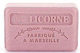 Düfte, Parfümerie und Kosmetik Handgemachte Naturseife Licorne - Foufour Savonnette Marseillaise Licorne
