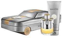 Düfte, Parfümerie und Kosmetik Azzaro Wanted Set - Duftset (Eau de Toilette 50ml + Shampoo 100ml)