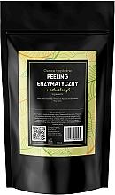 Düfte, Parfümerie und Kosmetik Peel-Off Gesichtsmaske - E-naturalne Enzyme Peeling