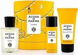 Düfte, Parfümerie und Kosmetik Acqua Di Parma Colonia - Duftset (Eau de Cologne 100ml + Duschgel 75ml + Deospray 50ml)
