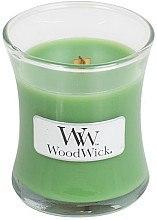 """Düfte, Parfümerie und Kosmetik Duftkeze im Glas """"Palm Leaf"""" - WoodWick Hourglass Candle Palm Leaf"""