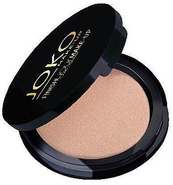 Kompaktpuder - Joko Finish Your Make Up Compact Powder — Bild N1