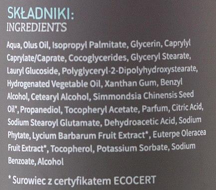 Make-up Entferner Milch Goji Beeren und Acai - Be Organic Cleansing Milk Goji & Acai — Bild N3