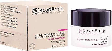 Stimulierende und feuchtigkeitsspendende Gesichtsmaske - Academie Age Recovery Stimulating & Moisturizing Mask — Bild N1