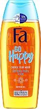 Düfte, Parfümerie und Kosmetik Duschgel mit Fruchtduft - Fa Go Happy Shower Gel