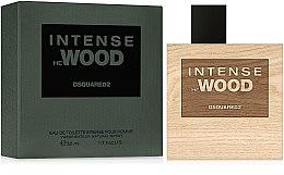 Düfte, Parfümerie und Kosmetik DSQUARED2 Intense He Wood - Eau de Toilette