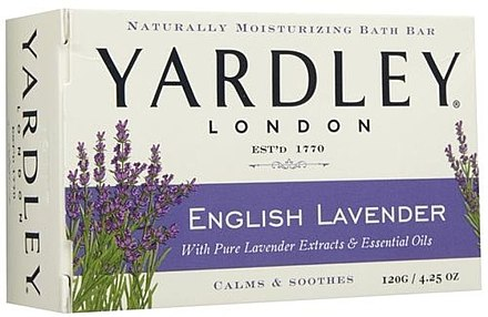 Parfümierte Körperseife - Yardley English Lavender Soap — Bild N1