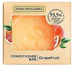 Düfte, Parfümerie und Kosmetik Fester Conditioner für das Haar mit Grapefruit - Stara Mydlarnia Grapefruit Conditioner Bar