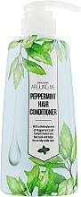 Düfte, Parfümerie und Kosmetik Haarspülung mit Pfefferminze für fettiges Haar - Welcos Around Me Peppermint Hair Conditioner