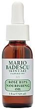 Düfte, Parfümerie und Kosmetik Nährendes Gesichtsöl mit Hagebutten - Mario Badescu Rose Hips Nourishing Oil