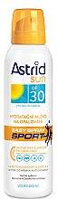 Düfte, Parfümerie und Kosmetik Feuchtigkeitsspendendes Sonnenschutzspray SPF 30 - Astrid Easy Spray Sports SPF 30