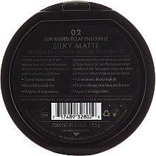 Gesichtsbronzer - Milani Silky Matte Bronzing Powder — Bild N2