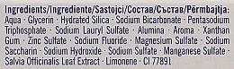 Aufhellende Zahnpasta mit Provitamin Komplex - Vademecum Pro Vitamin Whitening Toothpaste — Bild N4