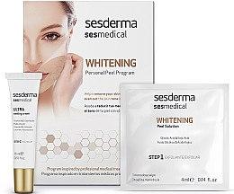 Düfte, Parfümerie und Kosmetik Aufhellende Gesichtspflege gegen Pigmetnflecken - Sesderma Sesmedical Whitening Personal Peel Program