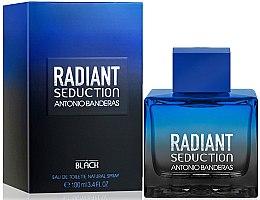 Düfte, Parfümerie und Kosmetik Antonio Banderas Radiant Seduction in Black - Eau de Toilette