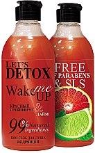 """Duschgel mit roter Grapefruit und Limettensaft - Body Boom """"Wake Me Up"""" — Bild N2"""