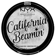 Düfte, Parfümerie und Kosmetik Highlighter - NYX Professional Makeup California Beamin' Glow Booster