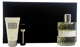 Düfte, Parfümerie und Kosmetik Dior Eau Sauvage - Duftset (Eau de Toilette/100ml + Duschgel/50ml + Eau de Toilette/3ml)