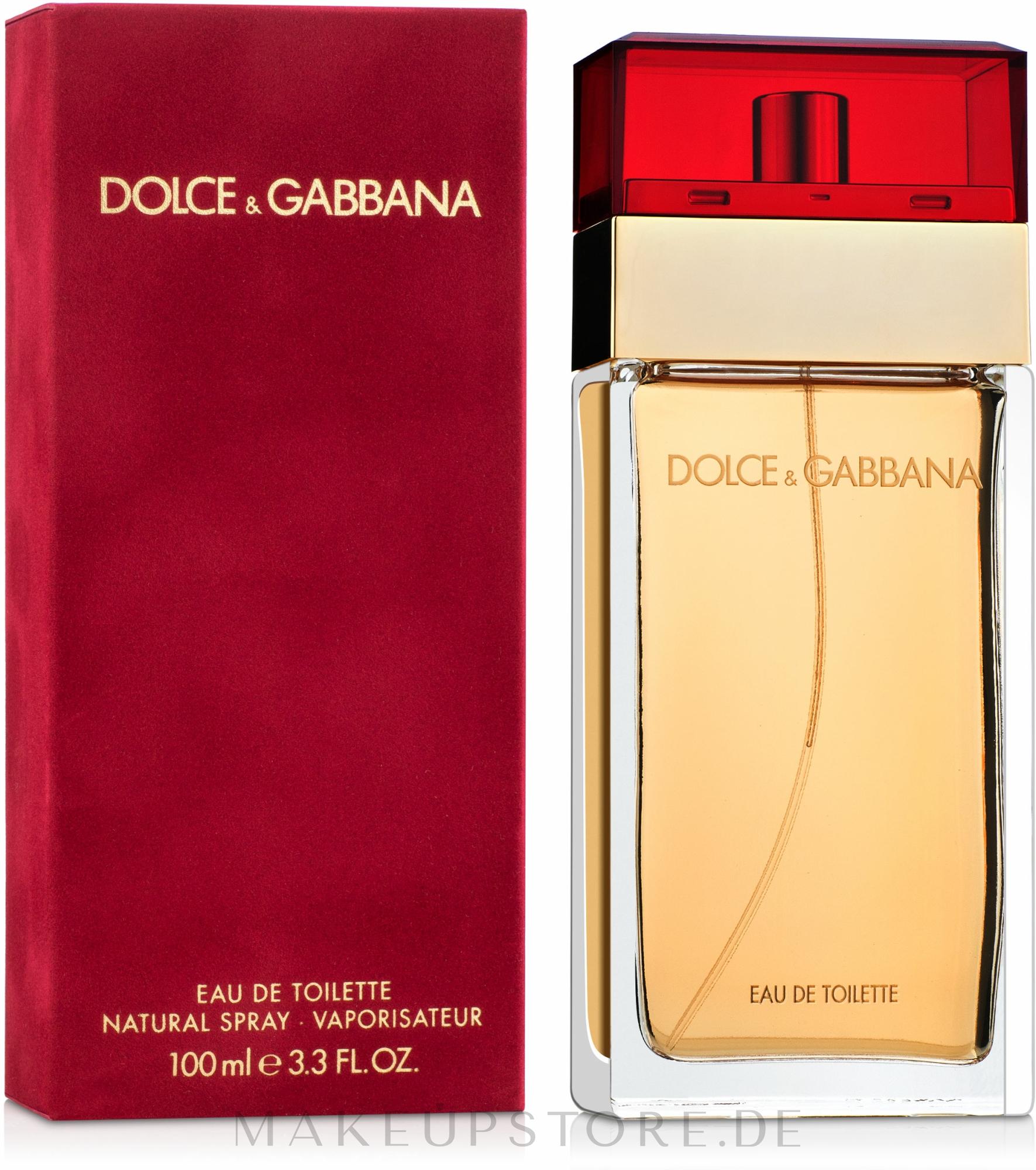Dolce & Gabbana Pour Femme - Eau de Toilette — Bild 100 ml