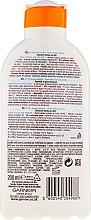 Kinder Feuchtigkeitsspendende Sonnenschutzmilch LSF 30+ - Garnier Ambre Solaire Kids High Protection Lotion — Bild N2