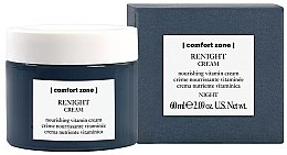 Düfte, Parfümerie und Kosmetik Nährende Vitamin-Nachtcreme - Comfort Zone Renight Cream