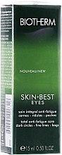 Düfte, Parfümerie und Kosmetik Augenkonturcreme - Biotherm Skin Best Eyes