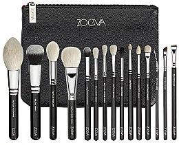 Düfte, Parfümerie und Kosmetik Make-up Pinselset 15-tlg. - Zoeva Luxe Complete Set