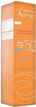 Düfte, Parfümerie und Kosmetik Sonnenschutzcreme für fettige Haut SPF 50+ - Avene Solaires Cleanance Sun Care SPF 50+
