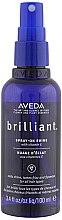 Düfte, Parfümerie und Kosmetik Haarspray für mehr Glanz mit Vitamin E und Anti-Frizz-Effekt - Aveda Brilliant Spray On Shine
