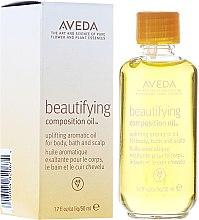 Düfte, Parfümerie und Kosmetik Pflegendes Körper- und Kopfhautöl - Aveda Beautifying Composition Oil