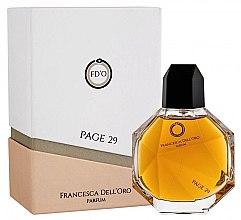 Düfte, Parfümerie und Kosmetik Francesca Dell`Oro Page 29 - Eau de Parfum