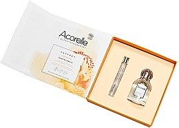 Acorelle Fleur de Vainilla - Duftset (Eau de Parfum/50ml + Roll-On Parfum/10ml) — Bild N1