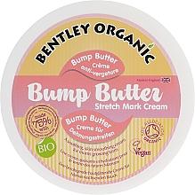 Düfte, Parfümerie und Kosmetik Creme-Butter gegen Schwangerschaftsstreifen - Bentley Organic Bump Butter