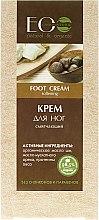 Düfte, Parfümerie und Kosmetik Beruhigender Fußbalsam - ECO Laboratorie Food Cream