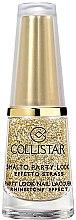 Düfte, Parfümerie und Kosmetik Nagellack - Collistar Party Look Rhinestone Effect Nail Laquer