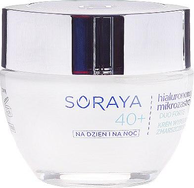 Gessichtscreme - Soraya Duo Forte Face Cream 40+ — Bild N2