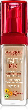 Lichtreflektierende Foundation - Bourjois Radiance Reveal Healthy Mix Foundation