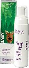 Düfte, Parfümerie und Kosmetik Badeschaum mit Oliven- und Macadamiaöl für Kinder - Bema Cosmetici Love Bio Soft Bubble Mousse