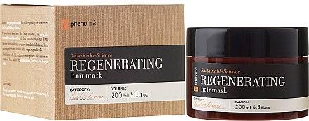 Regenerierende Haarmaske - Phenome Sustainable Science Regenerating Hair Mask — Bild N1