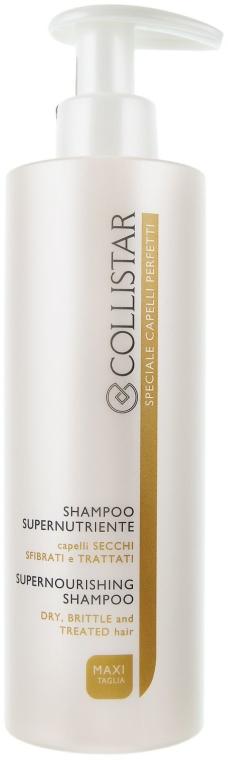 Revitalisierendes Shampoo für stark strukturgeschädigtes und brüchiges Haar - Collistar Supernourishing Shampoo — Bild N2