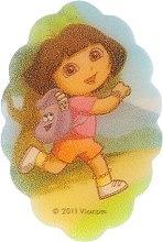 Düfte, Parfümerie und Kosmetik Kinder-Badeschwamm Dora 169-4 - Suavipiel Dora Bath Sponge