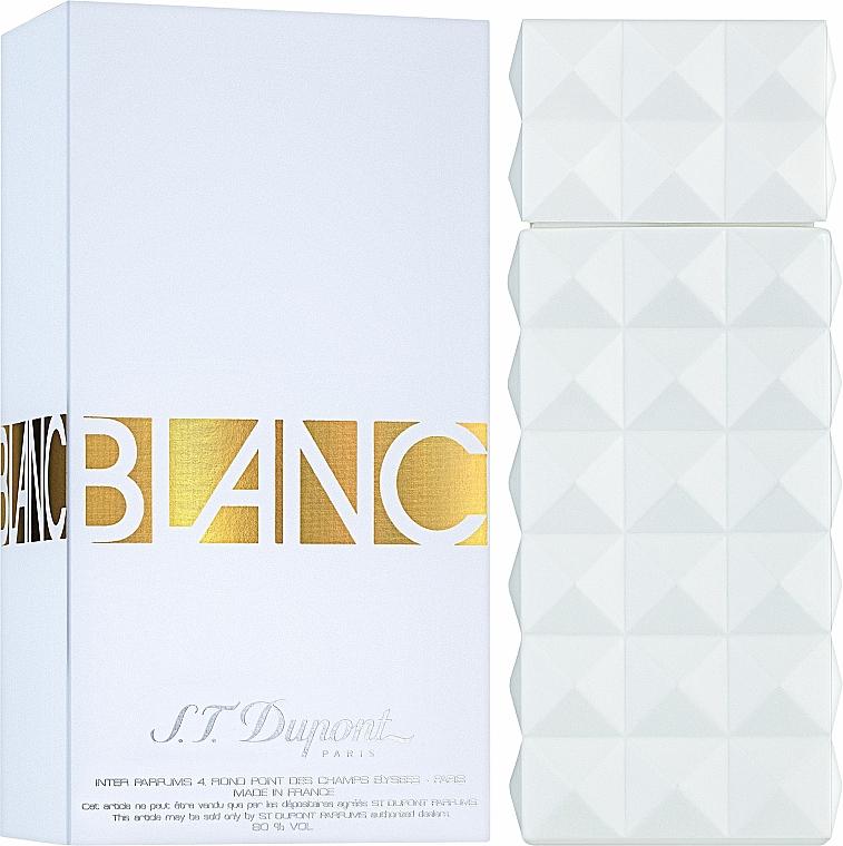 Dupont Blanc Pour Femme - Eau de Parfum — Bild N2