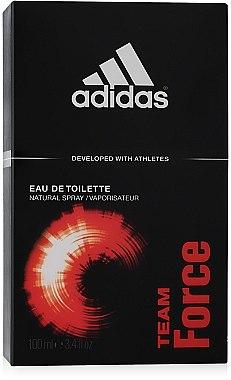 Adidas Team Force - Eau de Toilette  — Bild N3