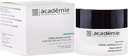 Düfte, Parfümerie und Kosmetik Normalisierende und mattierende Gesichtscreme - Academie Normalizing Cream Purifying and Matifying Care