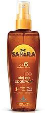Düfte, Parfümerie und Kosmetik Sonnenschutzöl SPF 6 - Astrid Sahara Suncare Spray Oil SPF 6