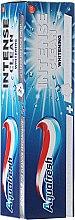 Düfte, Parfümerie und Kosmetik Aufhellende Zahnpasta - Aquafresh Intense Clean Whitening Toothpaste