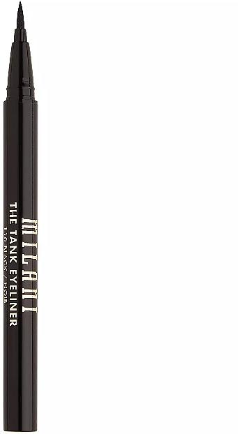 Eyeliner-Marker - Milani The Tank Liquid Eyeliner — Bild N1